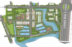Bán nhiều nền đất sổ đỏ dự án Centana Điền Phúc Thành, Mặt tiền đường Trường Lưu, Q.9.