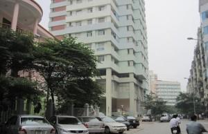 Chính chủ cần bán căn hộ 1015 chung cư N03 Dịch Vọng, Cầu Giấy